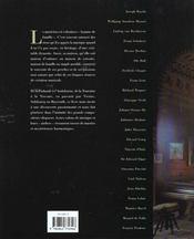 Maisons de musiciens - 4ème de couverture - Format classique