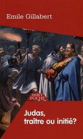 Judas, traître ou initié ? - Intérieur - Format classique