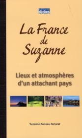La france de suzanne - Couverture - Format classique