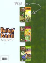 Boogy et Rana t.3 ; les souris vertes - 4ème de couverture - Format classique
