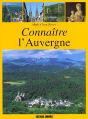 Connaître l'Auvergne - Intérieur - Format classique
