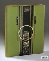 Francois-Louis Schmied. Le Texte En Sa Splendeur, 1873-1941 - 4ème de couverture - Format classique