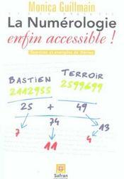 La numérologie enfin accessible ! - Intérieur - Format classique