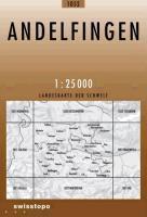 Andelfingen - Couverture - Format classique