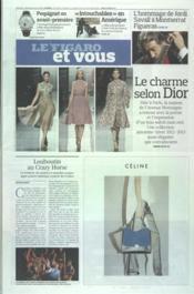 Figaro Et Vous (Le) N°21022 du 03/03/2012 - Couverture - Format classique