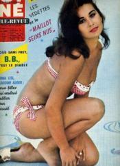 Cine Revue Tele-Revue - 44e Annee - N° 28 - Le Preteur Sur Gages - Couverture - Format classique