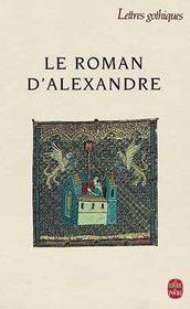 Le roman d'Alexandre - Intérieur - Format classique