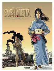 Sophaletta t.3 ; l'héritage de la putain - Couverture - Format classique