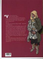 Sophaletta t.3 ; l'héritage de la putain - 4ème de couverture - Format classique