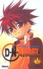D.N.Angel t.6 - Couverture - Format classique