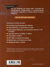Süskind ; le parfum (2e édition) - 4ème de couverture - Format classique