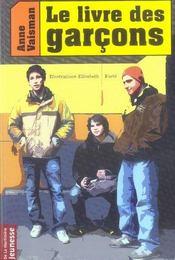 Le livre des garçons - Intérieur - Format classique