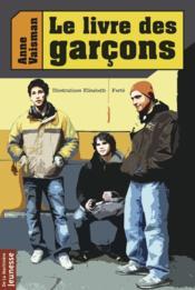 Le livre des garçons - Couverture - Format classique