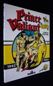 Prince Valiant t.3 ; 1942-1944 - Couverture - Format classique