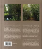 Jardin de paradoxes ; le jardin de William Christie - 4ème de couverture - Format classique
