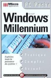 Windows Millennium - Intérieur - Format classique