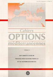 Post harvest losses of perishable horticultural products in the mediterranean region - Couverture - Format classique
