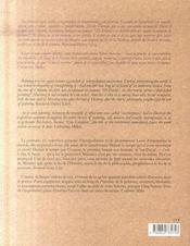 Jacques Martinez ; cinc estacions - 4ème de couverture - Format classique