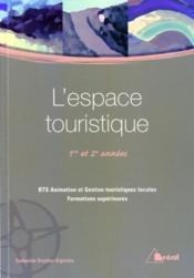 L'espace touristique - Couverture - Format classique