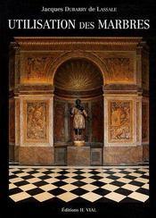 Utilisation des marbres - Intérieur - Format classique