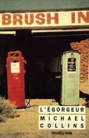 L'égorgeur - Couverture - Format classique