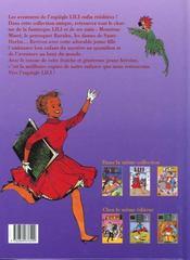 Lili t.2 ; Lili à chantalouette - 4ème de couverture - Format classique