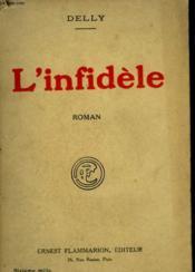 L'Infidele. - Couverture - Format classique