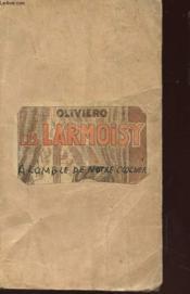 Les Larmoisy - Couverture - Format classique