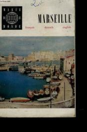 Marseille - Couverture - Format classique