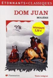 Dom Juan - Intérieur - Format classique
