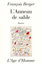 Anneau De Sable - Couverture - Format classique
