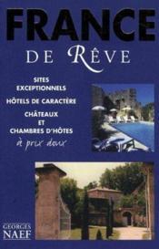 France de rêve - Couverture - Format classique