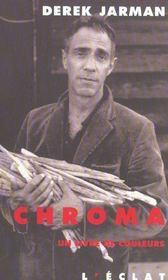 Chroma, un livre de couleurs - Intérieur - Format classique