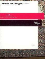 Amelie von wulffen - Intérieur - Format classique