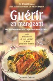 Guerir En Mangeant - Intérieur - Format classique