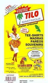 Le Petit Fute Martinique 2000 - 4ème de couverture - Format classique