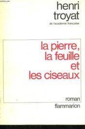 La Pierre, La Feuille Et Les Ciseaux. - Couverture - Format classique