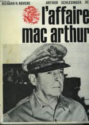 L'Affaire Mac Arthur. - Couverture - Format classique