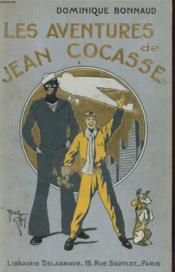 Les Aventures De Jean Cocasse - Couverture - Format classique