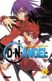 D.N.Angel t.8 - Intérieur - Format classique