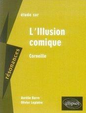 Corneil ; illusion comique - Intérieur - Format classique