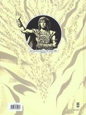 Epopees fantastiques integrale noir blanc - 4ème de couverture - Format classique