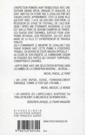 Kop - 4ème de couverture - Format classique