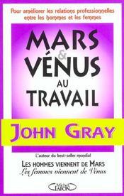 Mars et Vénus au travail - Intérieur - Format classique