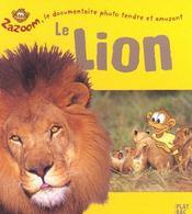 Zazoom Et Le Lion - Intérieur - Format classique