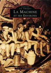 La machine et ses environs - Couverture - Format classique