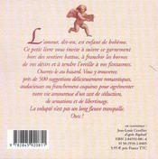 Le petit livre coquin - 4ème de couverture - Format classique