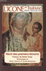 L'Icone De Toulouse - Couverture - Format classique