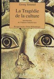 La Tragedie De La Culture N 86 - Intérieur - Format classique