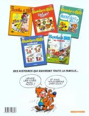 Boule & Bill t.26 ; faut rigoler! - 4ème de couverture - Format classique